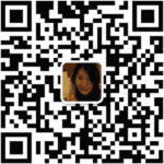 Image of WeChat QR Code to get in touch with Madison Avenue Shutters in Ontario